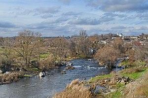 Ros River - Ros' near Bohuslav