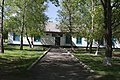 Будинок Культури та Бібліотека. с. Сушки49°42'30 N 31°38'59 E2015.JPG