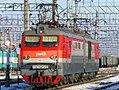 ВЛ10К-954, Russia, Kurgan region, Kurgan station (Trainpix 216294).jpg
