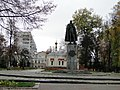 Верхневолжская набережная. Памятник П.Н. Нестерову - panoramio.jpg