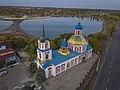 Воскресенська церква Слов'янськ DJI 0064.jpg
