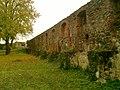 В дворі Ужгородського замку in Uzhgorod castle courtyard 22.10.10 - panoramio.jpg