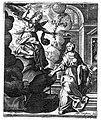 Дабравешчанне. (з кнігі Rosarium...), 1672-1677 гг..jpg