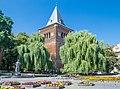 Дрогобич -Дзвіниця костелу Вознесіння Господнього-1.jpg