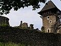 """Закарпатська область с. Невицьке """"Руїни замку Невицький"""" - panoramio.jpg"""