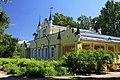 Извара, Усадебный дом. Веранда и фасад..jpg