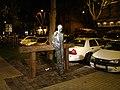 Интересный памятник (деятель незнакомый) - panoramio.jpg