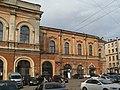Конюшенная площадь, 2Г. Конюшенный музей, вид со двора03.jpg