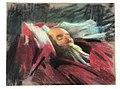 Малютин С.В. П.А. Кропоткин на смертном одре. 1921.jpg