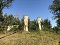Нападівка, Брама, вул. Новоселів 3.jpg