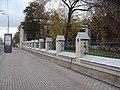 Ограда вдоль Ленинского проспекта 02.JPG