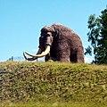 Памятник мамонту. Салехард - panoramio.jpg