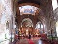 Свято-Покровська церква (інтер'єр), Староказаче.JPG
