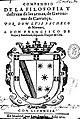 Трактат «Философия оружия», Иеронимо де Карранза.jpg