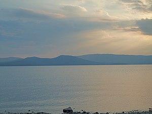 Lake Turgoyak - Image: Тургояк