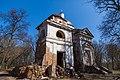 Церква Вознесіння, с. Радьківка, з залишками церкви Олександра Невського.jpg