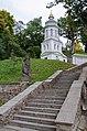Чернігів. Іллінська церква. Сходи та дзвіниця.JPG