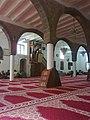 جانب من داخل مسجد النهرين صنعاء .jpg