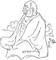 প্রার্থনারত গান্ধীজি - নন্দলাল বসু.jpg