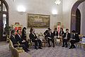 ประธานกลุ่มมิตรภาพสมาชิกรัฐสภาสาธารณรัฐเกาหลี-ไทย เข้า - Flickr - Abhisit Vejjajiva (1).jpg