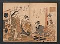 「吉原傾城」新美人合自筆鏡-Yoshiwara Courtesans- A New Mirror Comparing the Calligraphy of Beauties (Yoshiwara keisei- Shin bijin awase jihitsu kagami) MET JIB91 005.jpg