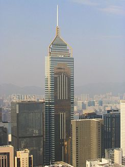 Central Plaza (Hongkong) 中環廣場 (香港)