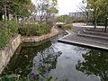 加古川総合文化センター池.JPG