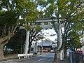 富田林市粟ケ池町 桜井交差点付近 Awagaike-chō 2011.1.13 - panoramio.jpg