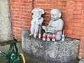 寶山雙胞胎井、雙胞胎石像與養樂多、統一多多.jpg