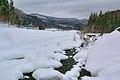 打当温泉マタギの湯付近の風景 - panoramio.jpg