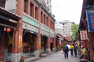 District in New Taipei City, Republic of China