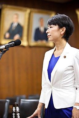 衆議院議員山尾志桜里