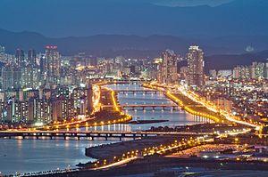 Ulsan - Image: 태화강,울산