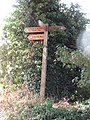 -2018-08-15 Sign post, Paston Way Footpath in the parish of Gimingham.JPG