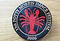 -2019-06-25 Event badge issued at the 2006 Potty Morris dancing festival, Sheringham.JPG