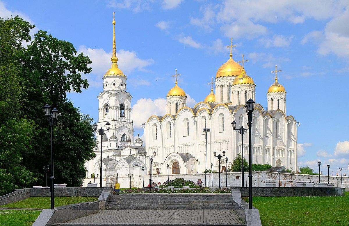 Успенский собор (Владимир) — Википедия