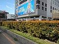 01763jfQuezon Avenue Shell Jollibee MRT Stations NIA Road Eton Centris EDSA roadfvf 14.jpg