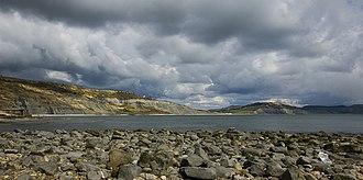 Jurassic Coast - Lyme Bay
