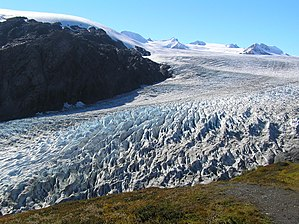Kenai Fjords National Park - Exit Glacier