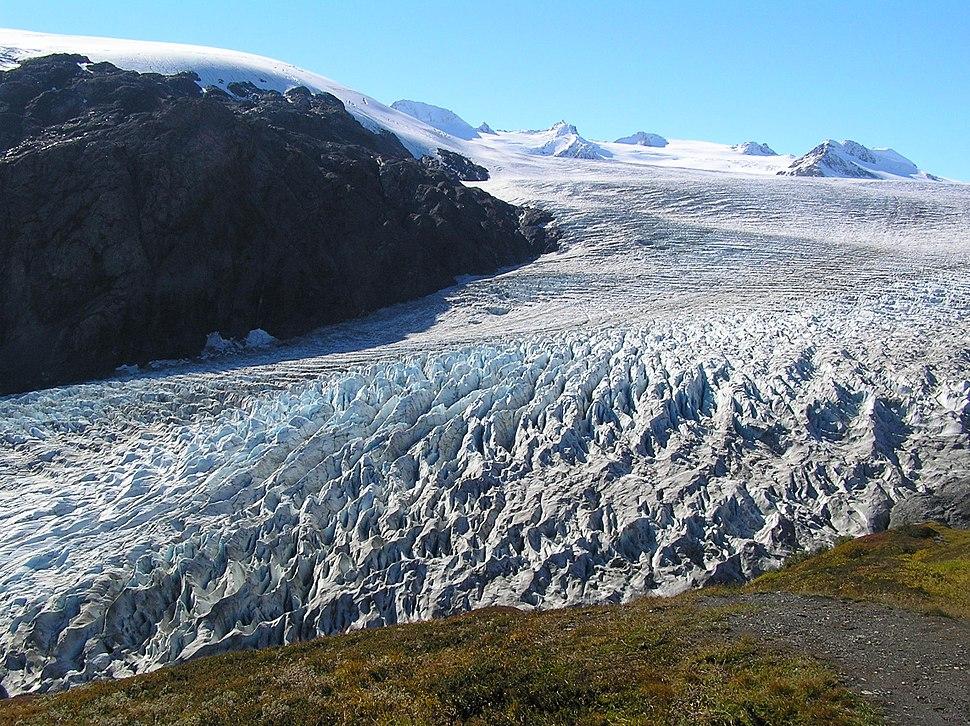 1055 - exit glacier