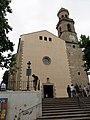 109 Església de Sant Pere (Canet de Mar), façana sud.JPG