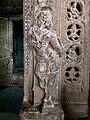 11th century Panchalingeshwara temples group, Kalyani Chalukya, Sedam Karnataka India - 44.jpg