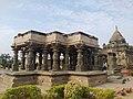 12th century Mahadeva temple, Itagi, Karnataka India - 61.jpg