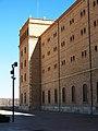 137 Sant Miquel dels Reis (València), torre nord-oest i façana oest.jpg