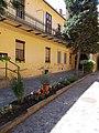 14 Fő Square, courtyard, 2020 Pápa.jpg
