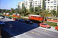 152R21200986 100 Jahre Bahnhof Floridsdorf, Sonderfahrten, Czernetzplatz,.jpg