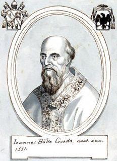 Giovanni Battista Cicala Italian cardinal