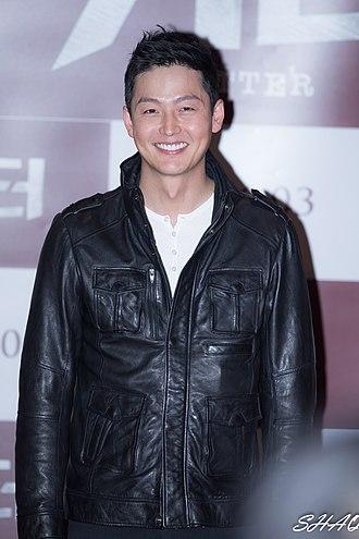 Lee Jung-jin - Image: 160329 영화 커터 VIP 시사회 05