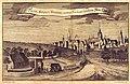 1740 circa E. E. Braun, Johann Georg Schmidt, Christian Ulrich Grupen, Origines Et Antiqvitates Hanoverenses ... 00070a Ausschnitt.jpg