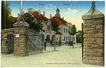 18359-Königsbrück-1914-Truppenübungsplatz - Wache, Postamt-Brück & Sohn Kunstverlag.jpg